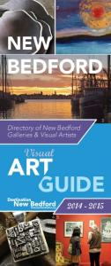 NEW BEDFORD. Directory of New Bedford Galleries & Visual Artists. Visual ART GUIDE