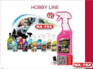 NEW DUAL LABEL HOBBY LINE