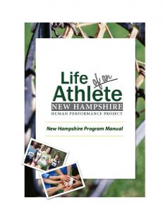 New Hampshire Program Manual