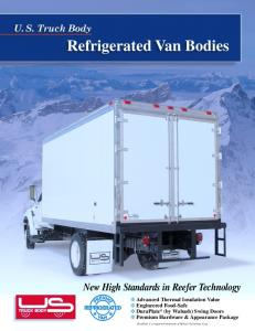 New High Standards in Reefer Technology