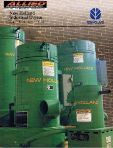 New Holland Industrial Dryers