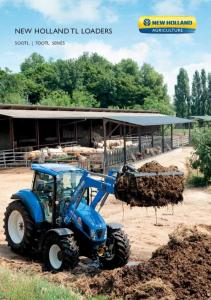 NEW HOLLAND TL LOADERS