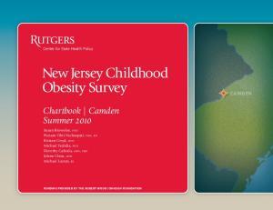 New Jersey Childhood Obesity Survey
