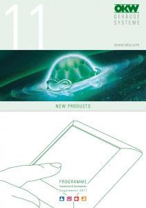 NEW PRODUCTS PROGRAMME Enclosures & Accessories Supplement 2011