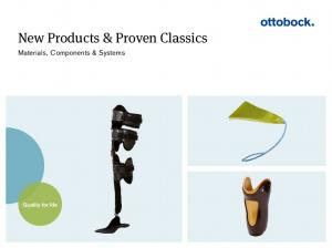 New Products & Proven Classics. Materials, Components & Systems