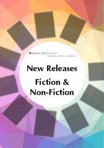 New Releases Fiction & Non-Fiction