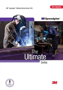 New Upgrades. 3M Speedglas Welding Helmet Series The. Ultimate. Series 3YEAR. WARRANTY on welding lens