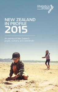 NEW ZEALAND IN PROFILE. An overview of New Zealand s people, economy, and environment