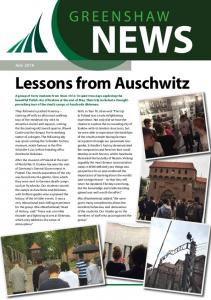 NEWS GREENSHAW. July 2016