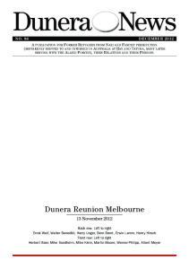 News No. 86 DECember 2012