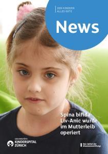 News Spina bifida: Liv-Anic wurde im Mutterleib operiert