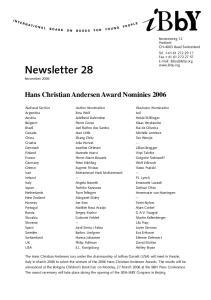 Newsletter 28 November 2005
