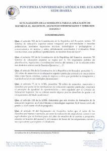 nffi\ PONTIFICIA UNIVERSIDAD CATOLICA DEL ECUADOR