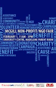 NGO FAIR CAMPAIGN COMMUNITY OMMUNITY CAMPAIGN ACHIEVEMENT NGO