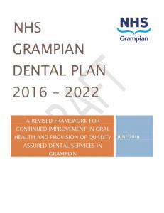 NHS GRAMPIAN DENTAL PLAN