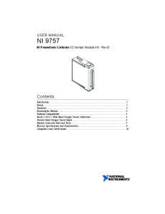 NI Powertrain Controls