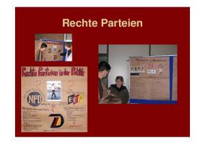 niemals Nationale Partei Deutschlands ca Mitglieder Die Republikaner ca Mitglieder