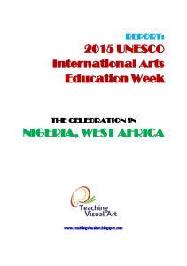 NIGERIA, WEST AFRICA