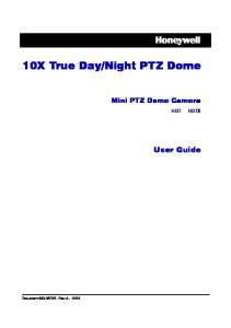 Night PTZ Dome