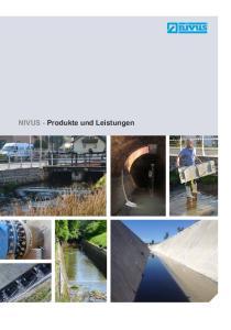 NIVUS - Produkte und Leistungen