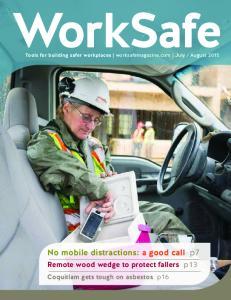 No mobile distractions: a good call p7