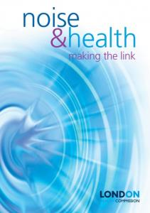 noise &health making the link