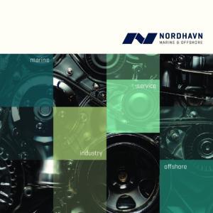 NORDHAVN MARINE & OFFSHORE 01. marine. service. industry. offshore