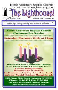 North Anderson Baptist Church