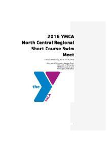 North Central Regional Short Course Swim Meet