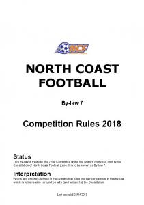NORTH COAST FOOTBALL