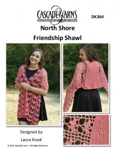 North Shore Friendship Shawl