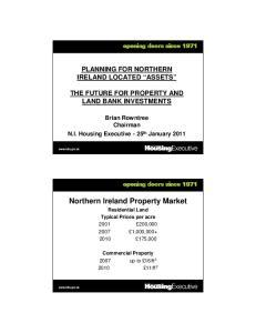Northern Ireland Property Market
