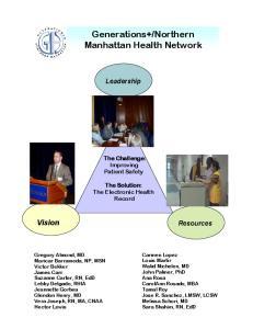 Northern Manhattan Health Network