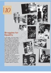 not to be republished NCERT Struggles for Equality