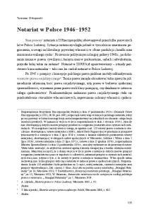 Notariat w Polsce