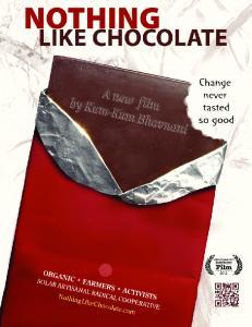 Nothing Like Chocolate Synopsis