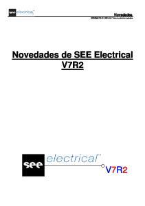 Novedades de SEE Electrical V7R2