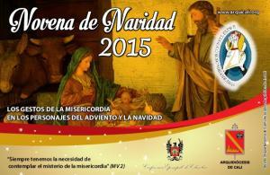 Novena de Navidad LOS GESTOS DE LA MISERICORDIA EN LOS PERSONAJES DEL ADVIENTO Y LA NAVIDAD