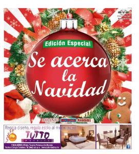 Noviembre Se acerca la Navidad. Noviembre 2012