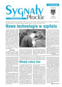 Nowe technologie w szpitalu
