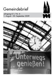 Nr August 30. September 2009