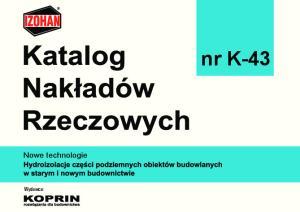 nr K-43 Nowe technologie Wydawca:
