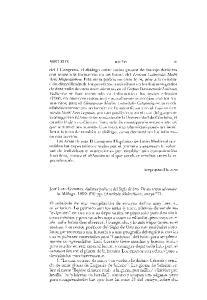 NRFH, XLIX RESEÑAS 145