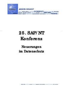 NT Konferenz