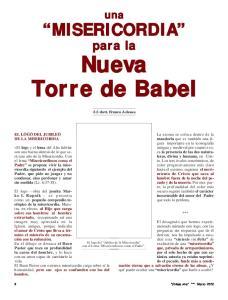 Nueva Torre de Babel