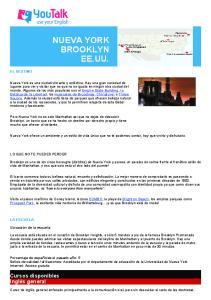 NUEVA YORK BROOKLYN EE.UU