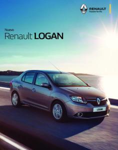 Nuevo. Renault LOGAN