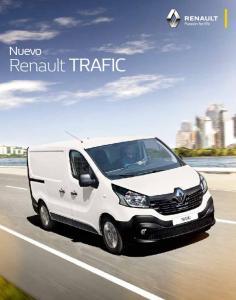 Nuevo. Renault TRAFIC