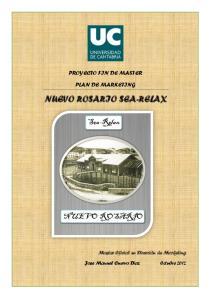 NUEVO ROSARIO SEA-RELAX