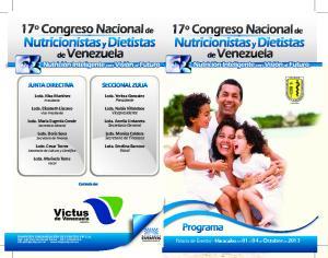 Nutricionistas y Dietistas de Venezuela